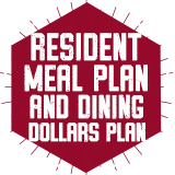 Resident Meal Plan & Dining Dollars Plan
